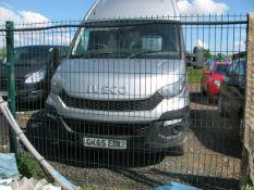 Iveco Daily 35-150 LWB panel van, Registration No. GK65 EDL