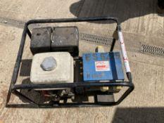 Unbranded Skid Mounted Petrol GeneratorHonda GX390 Engine