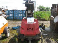 Towerlight Superlight VT1 diesel powered lighting tower