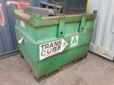 Western Tank Trans Cube 1,000ltr Fuel Tank