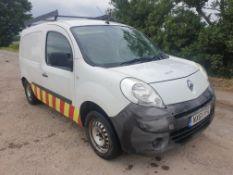 Renault Kangoo Ml19 Spo 1.5l Diesel panel van NU61 YFG