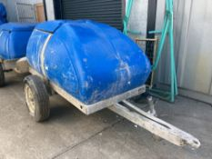 Western Tanks 1,000ltr Water Bowser