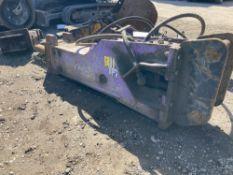 Prodem PRB130 13t Hydraulic Breaker & Point