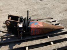 Sandvik 3ton Hydraulic Breaker