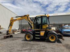 JCB Hydrodig HD110WT T4 Wheeled Excavator