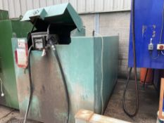 Fuel Safe approximately 5,000ltr fuel tank with Piusi MC pump