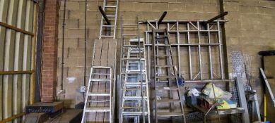 (7) Ladders and Scaffold Parts