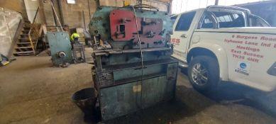 Kingsland 60XA Hydraulic Metal Working Machine