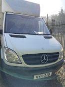 Mercedes-Benz Sprinter 313 CDI MWB C/S T-L Van (KY10ZZB)