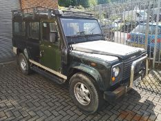 Land Rover Defender 110 County TD5