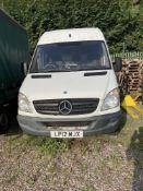Mercedes Benz Sprinter 313 CDI MWB Van (Engine Issue & Non Starter) (LP12MJX)