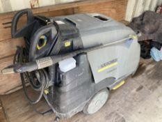 Karcher HDS 710-KM Diesel Powered Steam Cleaner