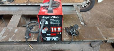 Diplay4Top Mig 130 Welder (For Parts and Spares)