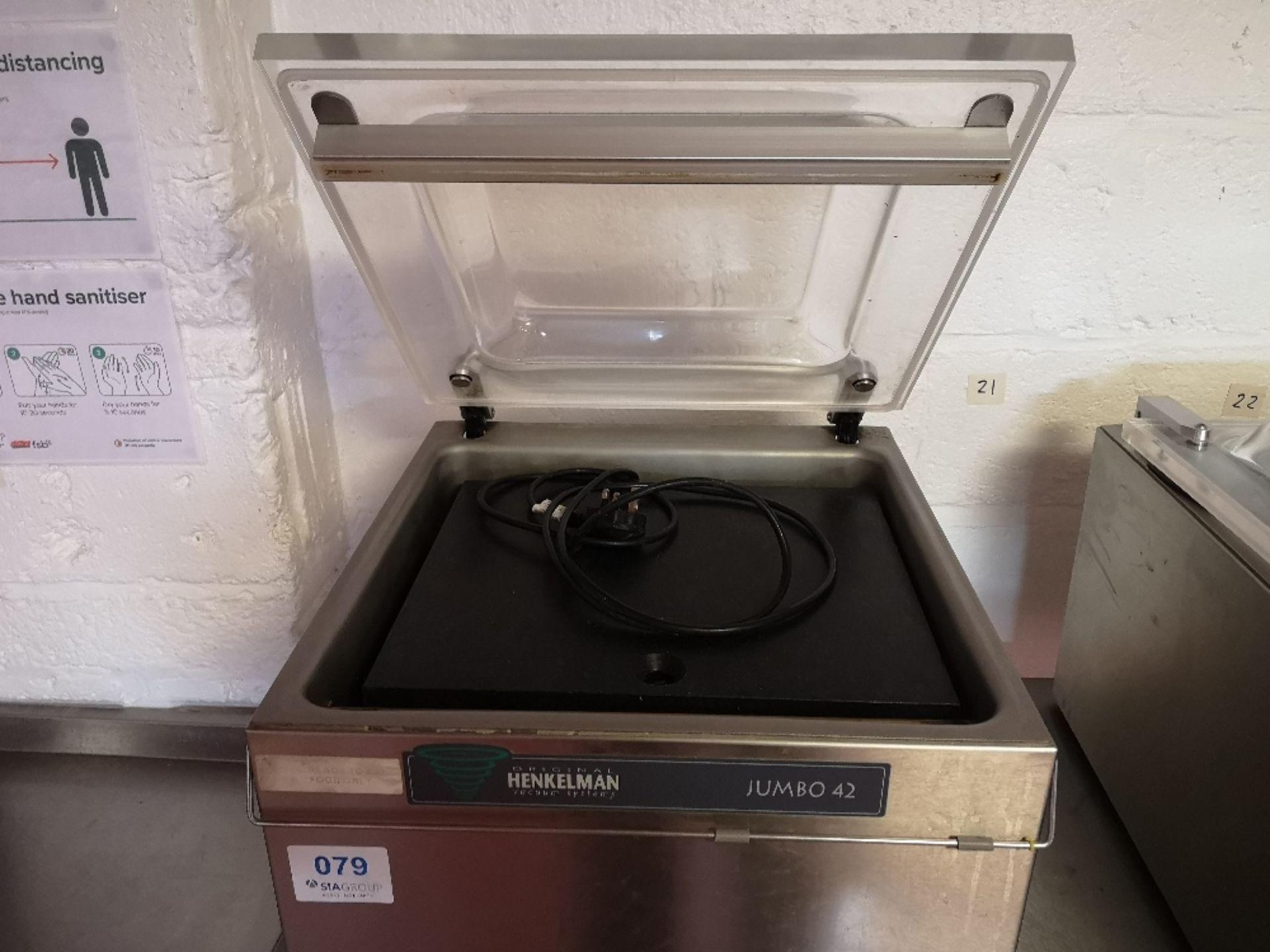 Henkelman Jumbo 42 Vacuum Pack Machine - Image 3 of 4