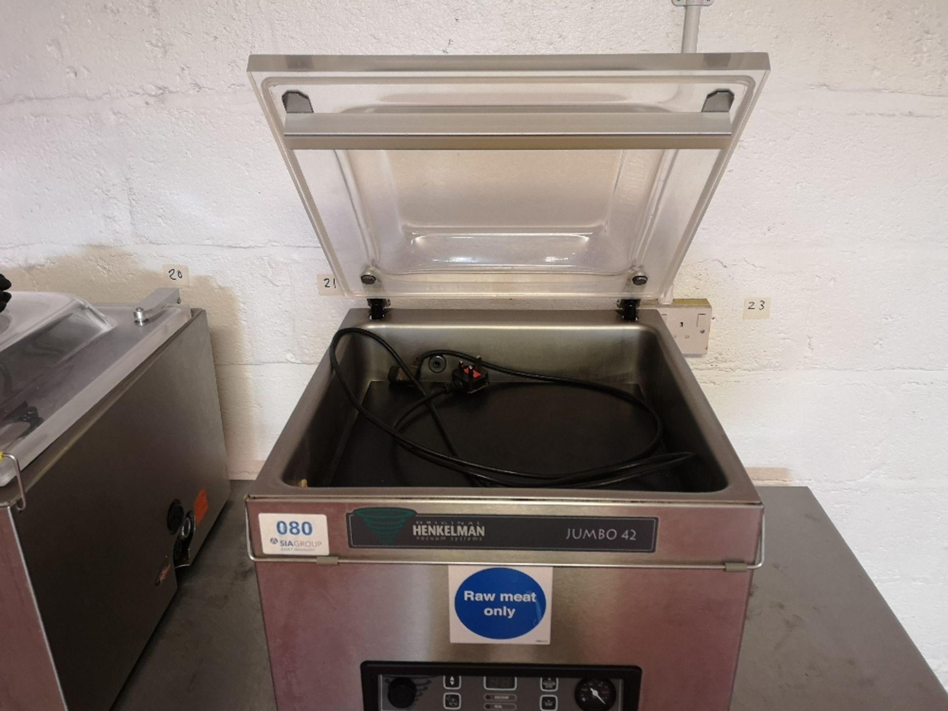 Henkelman Jumbo 42 Vacuum Pack Machine - Image 2 of 3