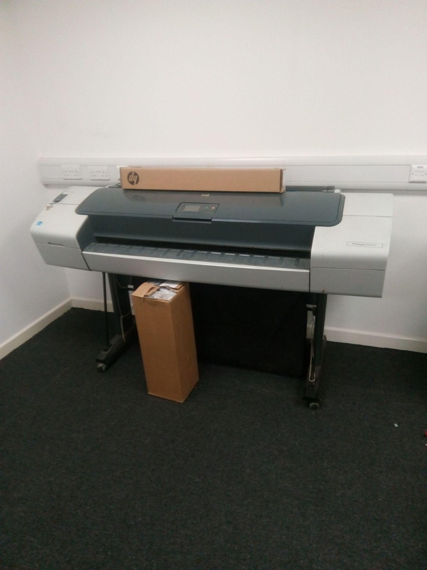 HP Digi Jet 1770 Hard Disc version Wide Format Printer/Plotter