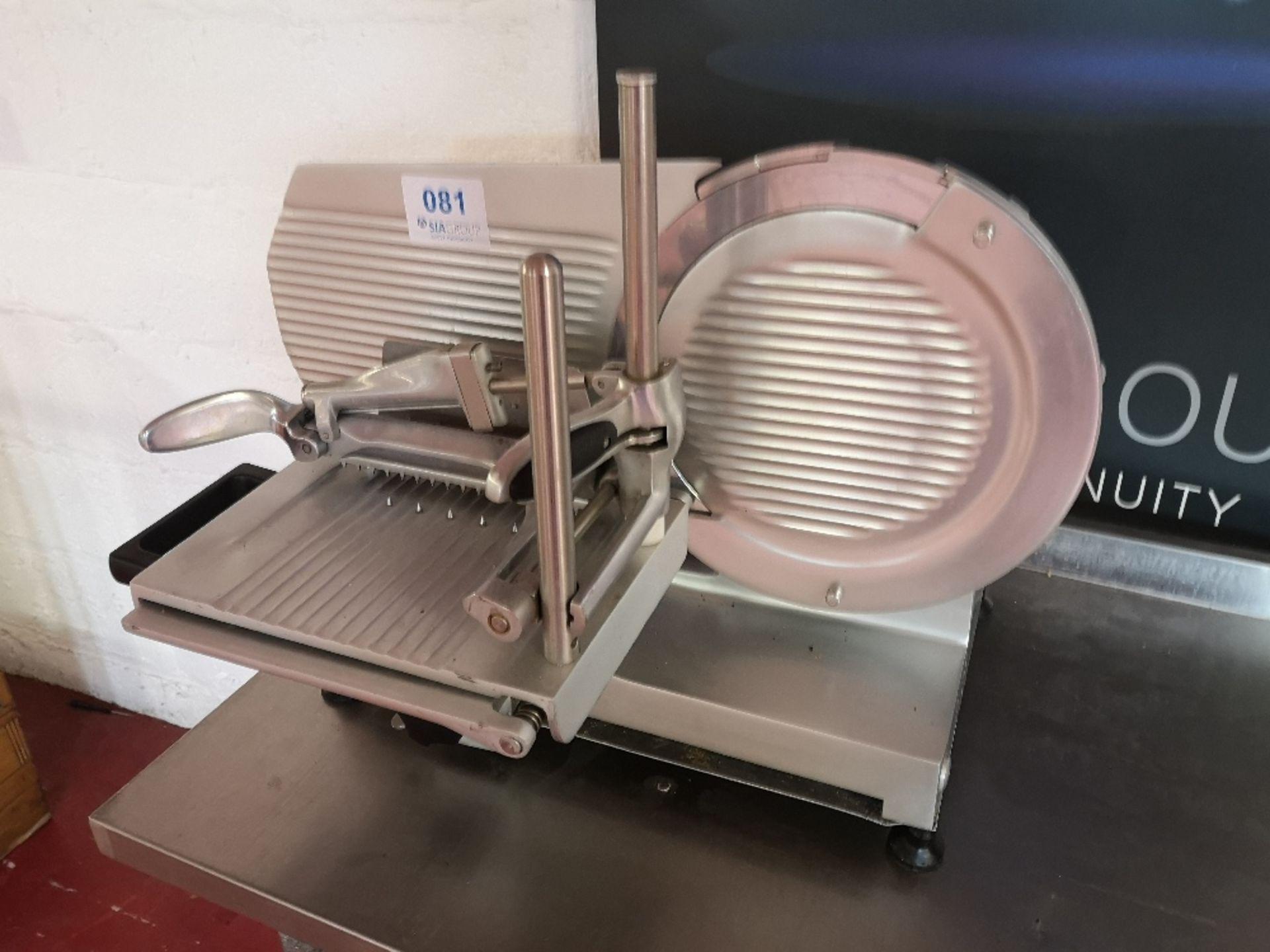 TreSpade D-30/V Meat Slicer - Image 2 of 3