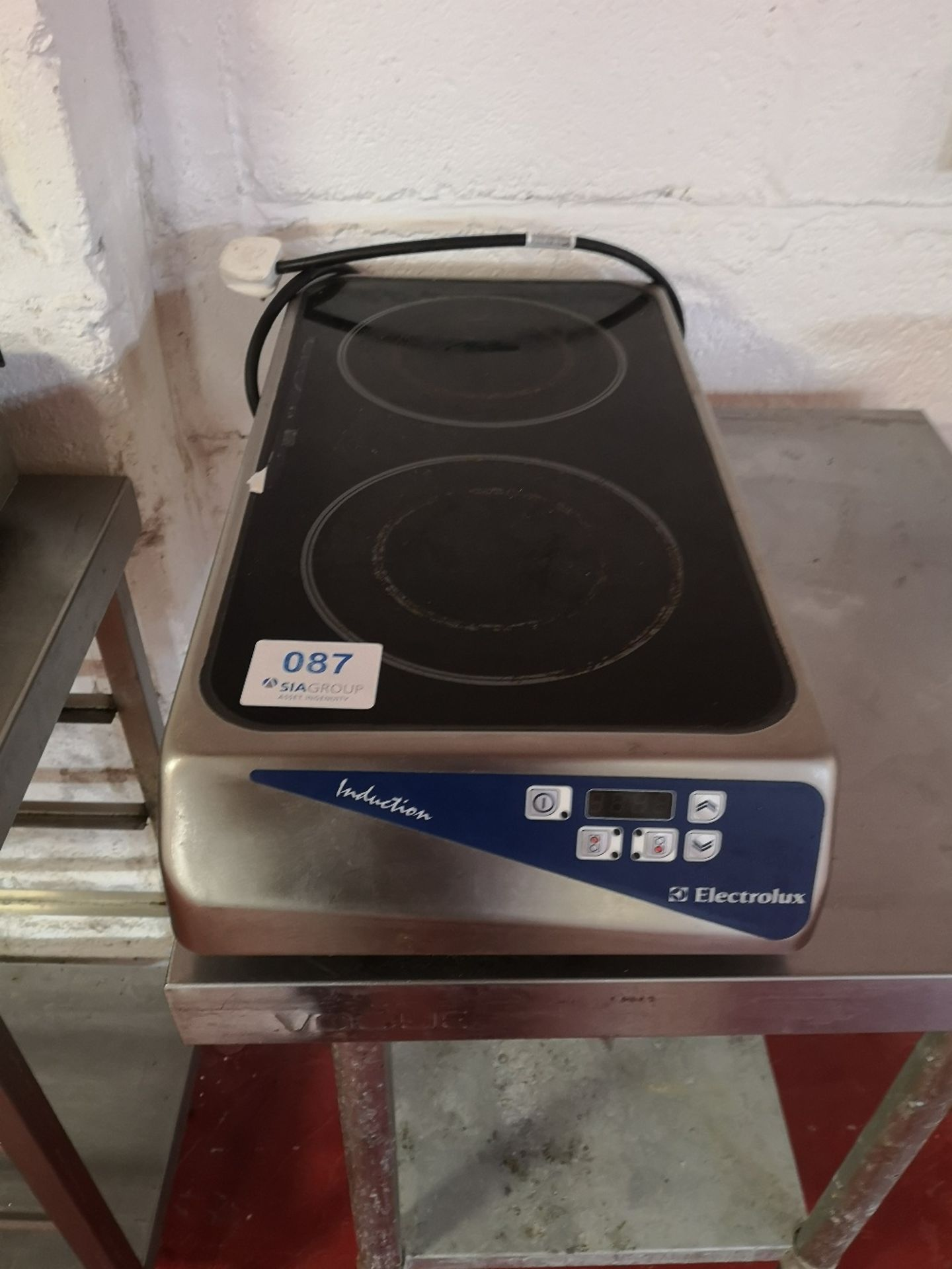 Electrolux CE070 Twin Ring Induction Hob