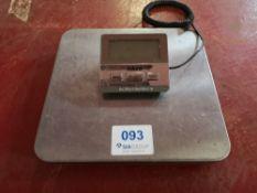 Futura FWS100 100kg Digital Shipping Parcel Scale