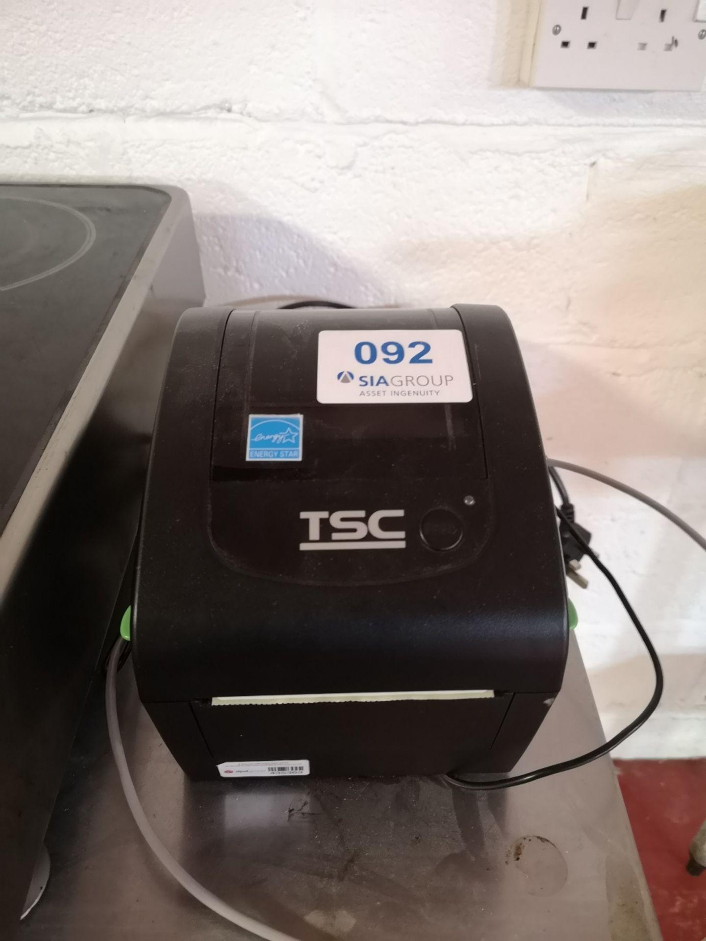 TSC DA210 Thermal Label Printer