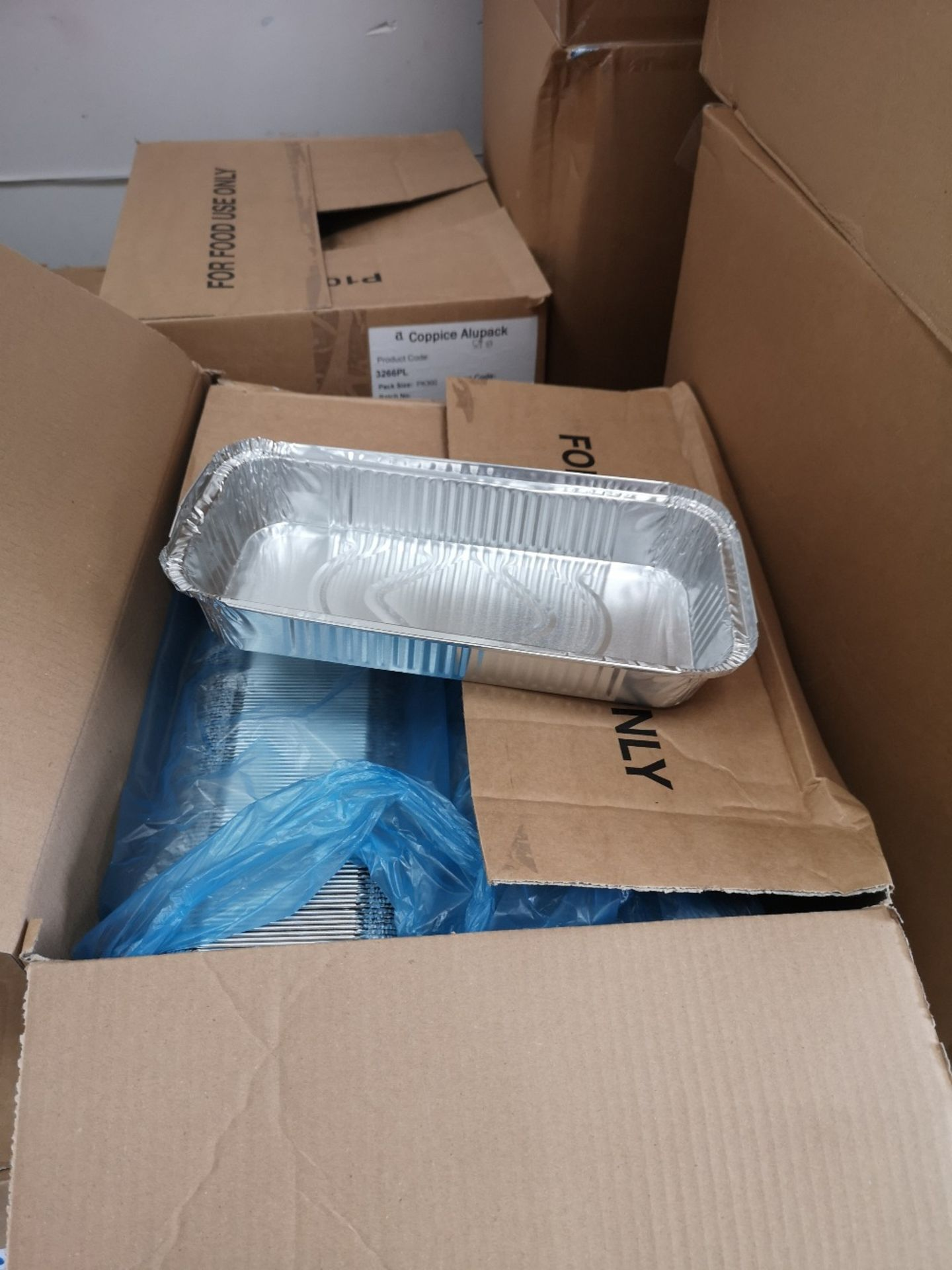 Pallet of Various Sized Foil Food Containers - Image 3 of 3