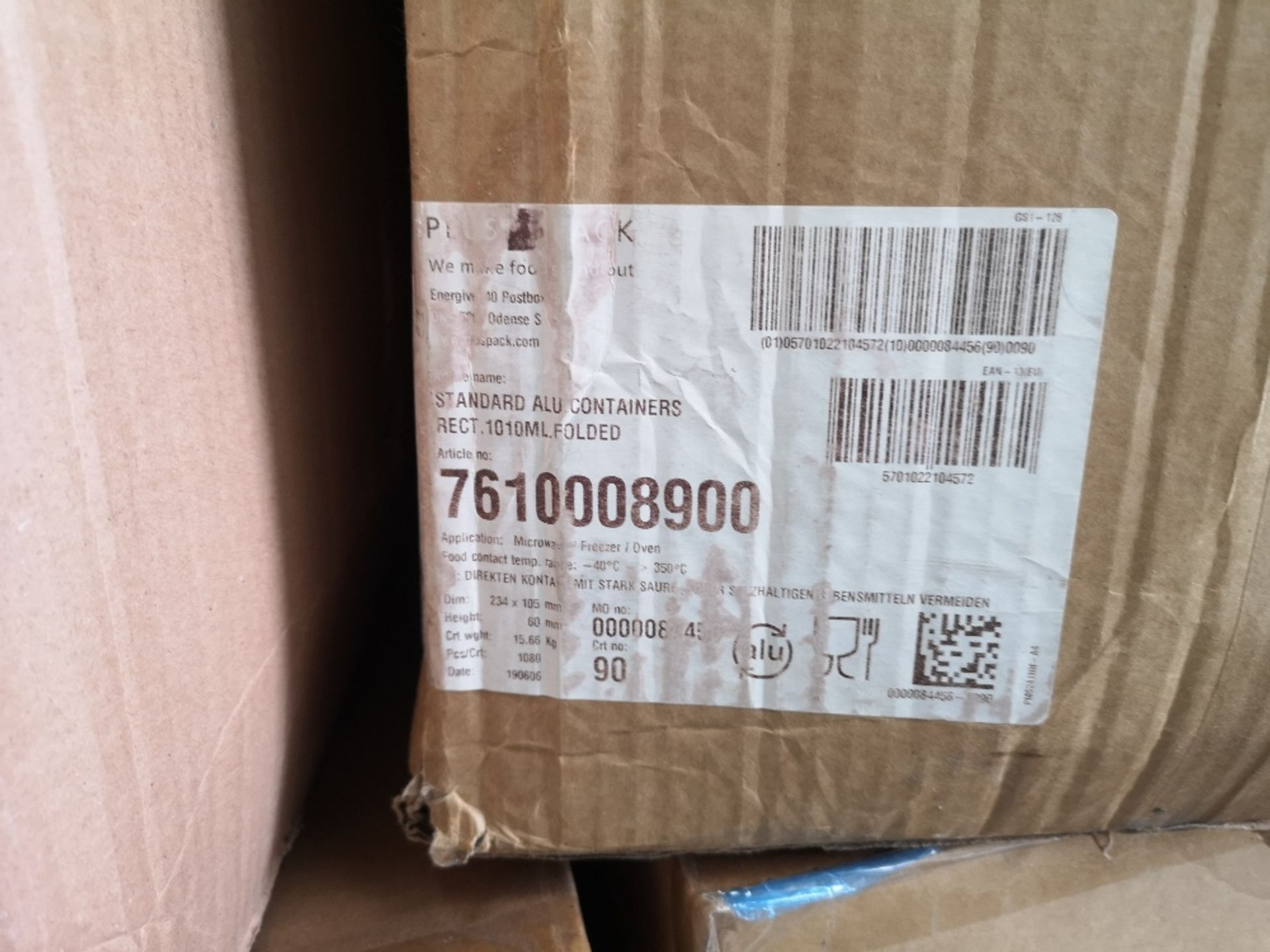 (2) Pallets of Various Plastic Food Containers - Image 9 of 9