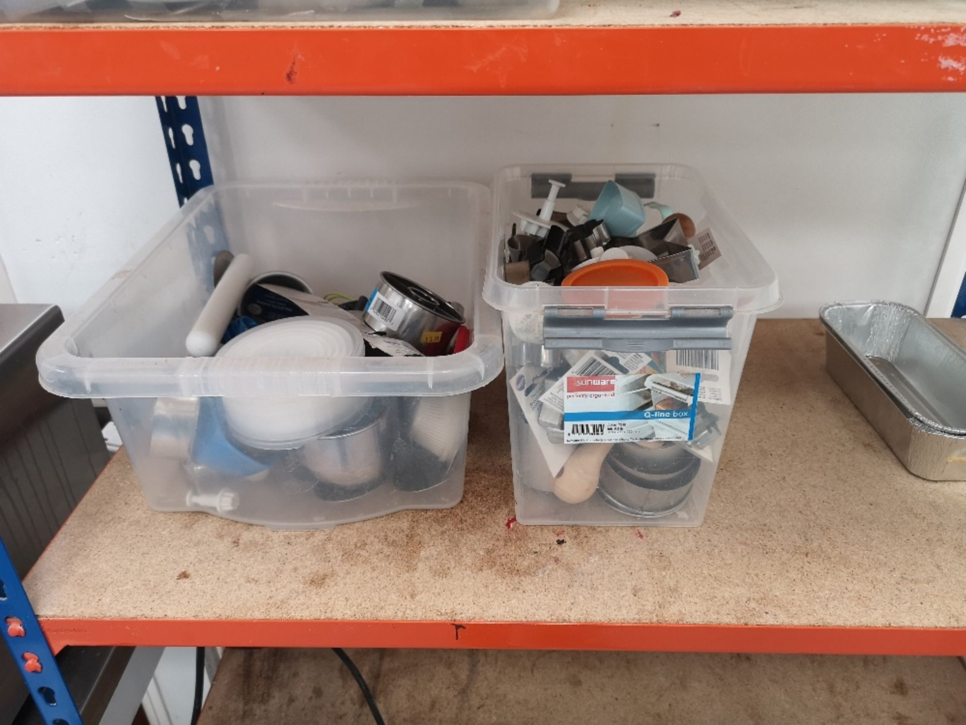 (3) Bays of Five Tier Shelving & Contents - Image 9 of 10