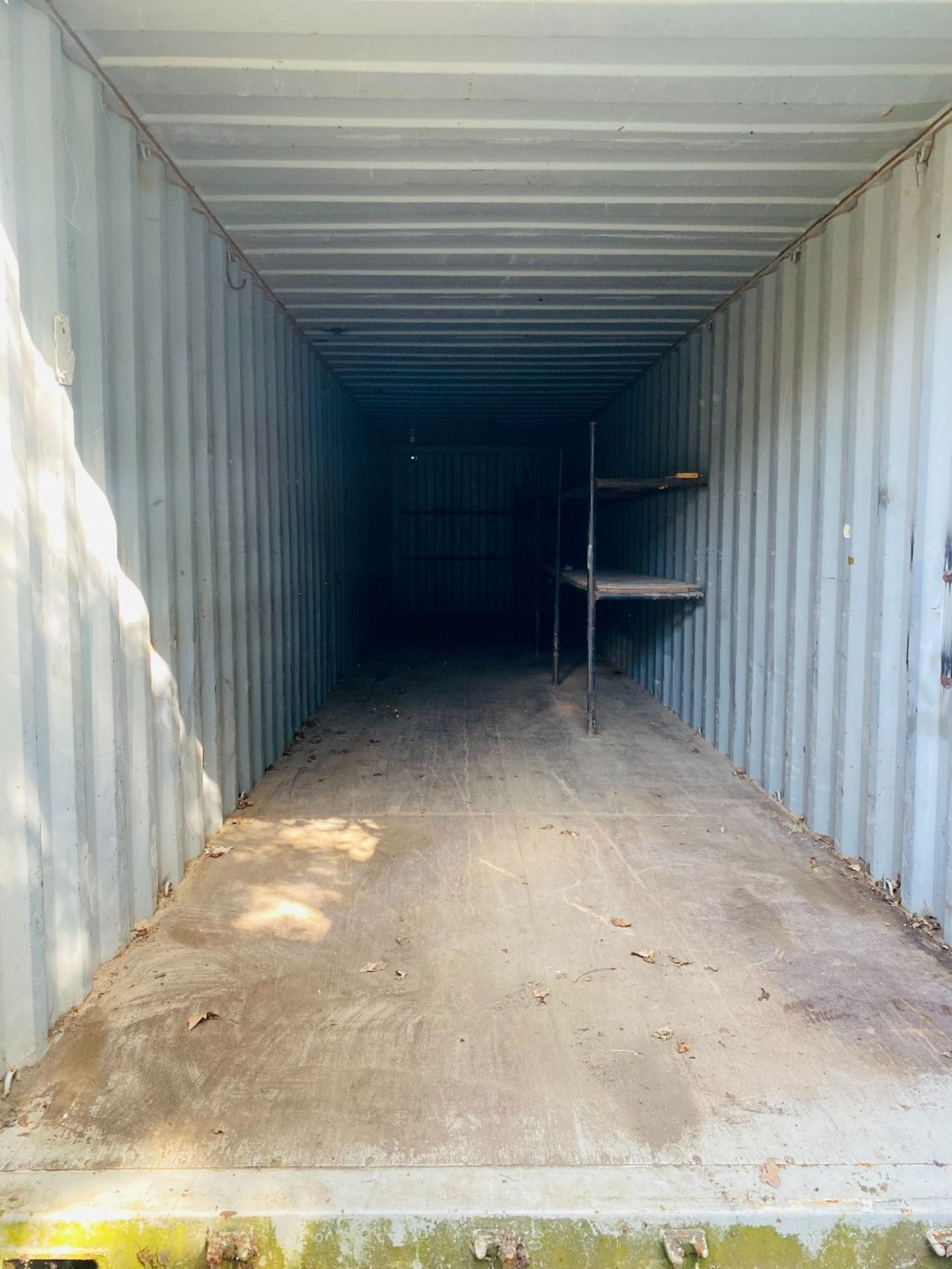 40ft Shipping Container - Image 2 of 2