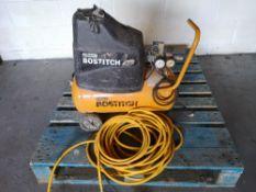 Stanley Bostitch 1.5HP Electric Oil-less Air Compressor