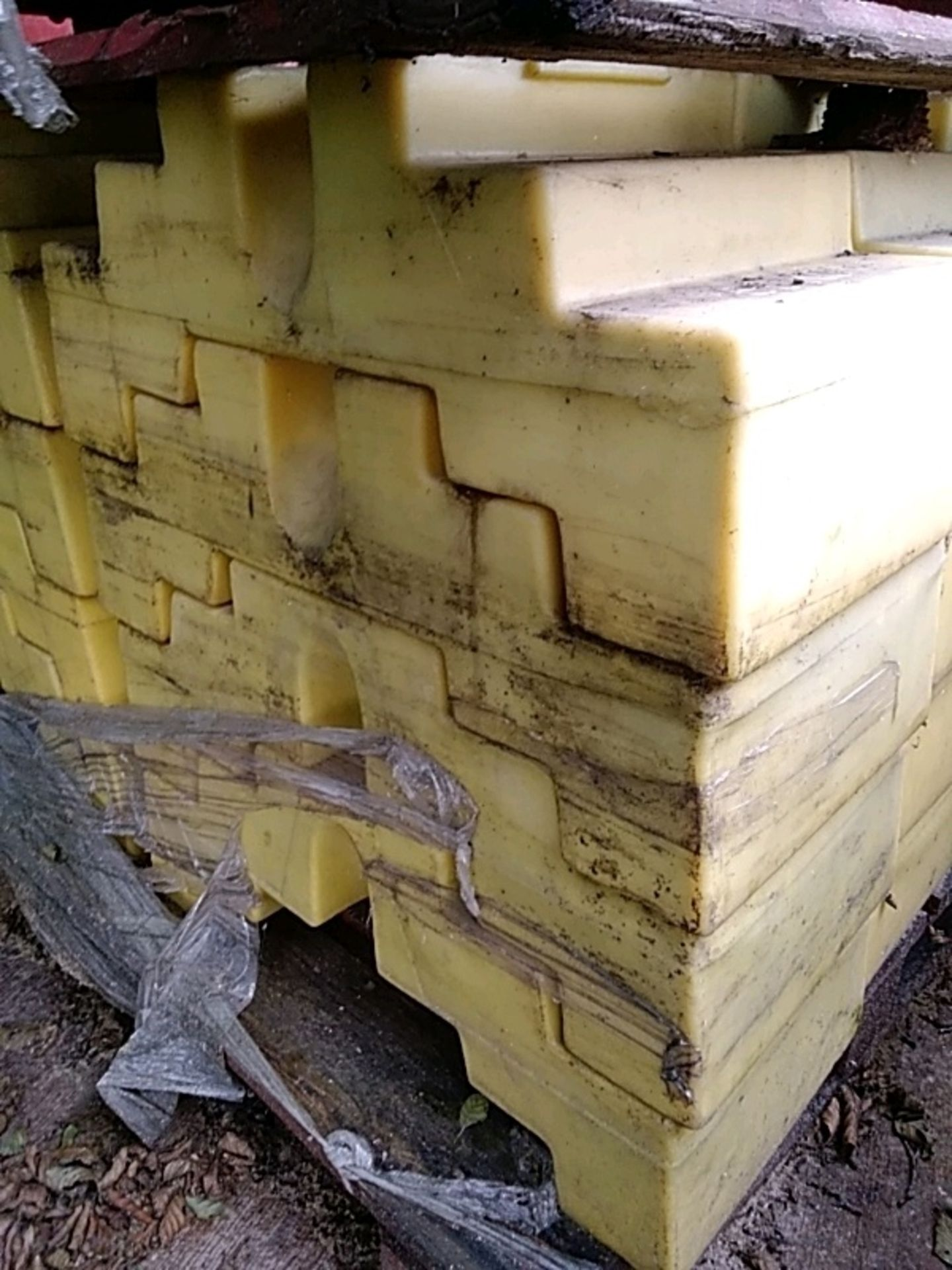 (80) Temporary Fencing Brace Block 50kg - Image 2 of 2