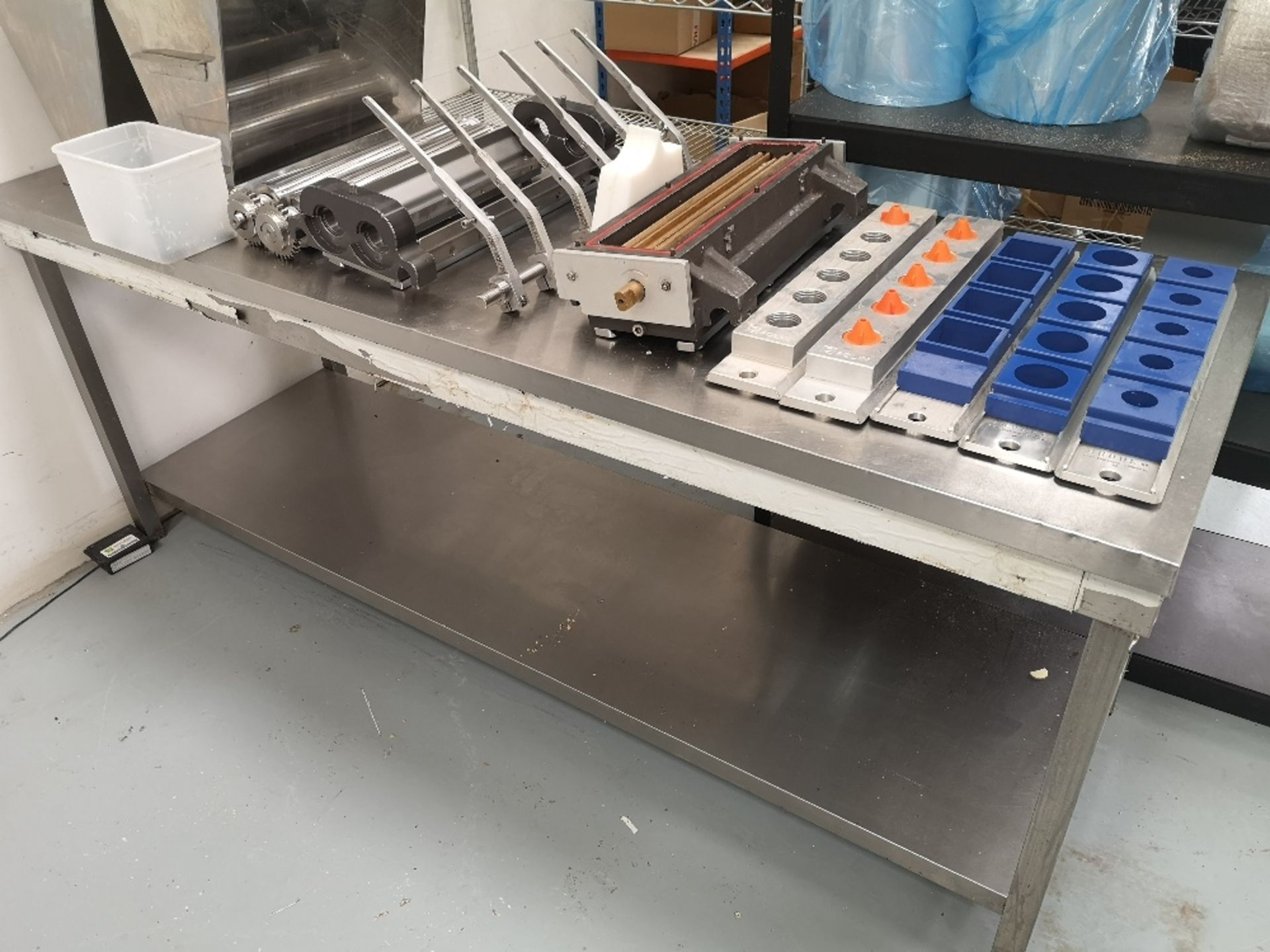 Stainless Steel Two Tier Preparation Table - Image 3 of 3