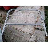 (50) Aluminium Small Barriers