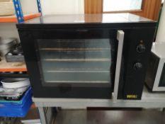 Buffalo GD278 100Ltr Convection Oven