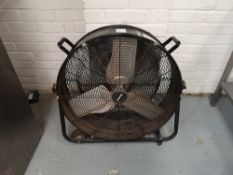 """Sealey HVD24 Industrial High Velocity 24"""" Drum Fan"""