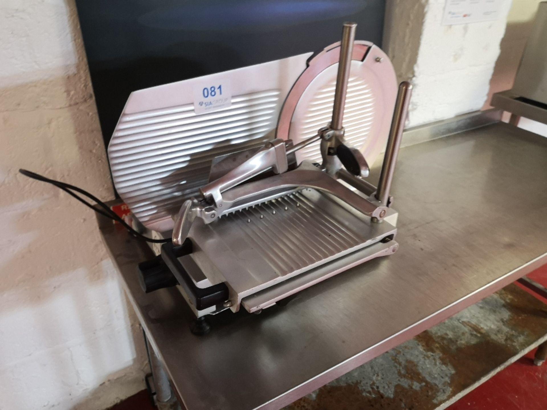 TreSpade D-30/V Meat Slicer - Image 3 of 3