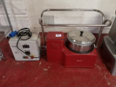 Santha 20 Chocolate Melanger with Speed Controller