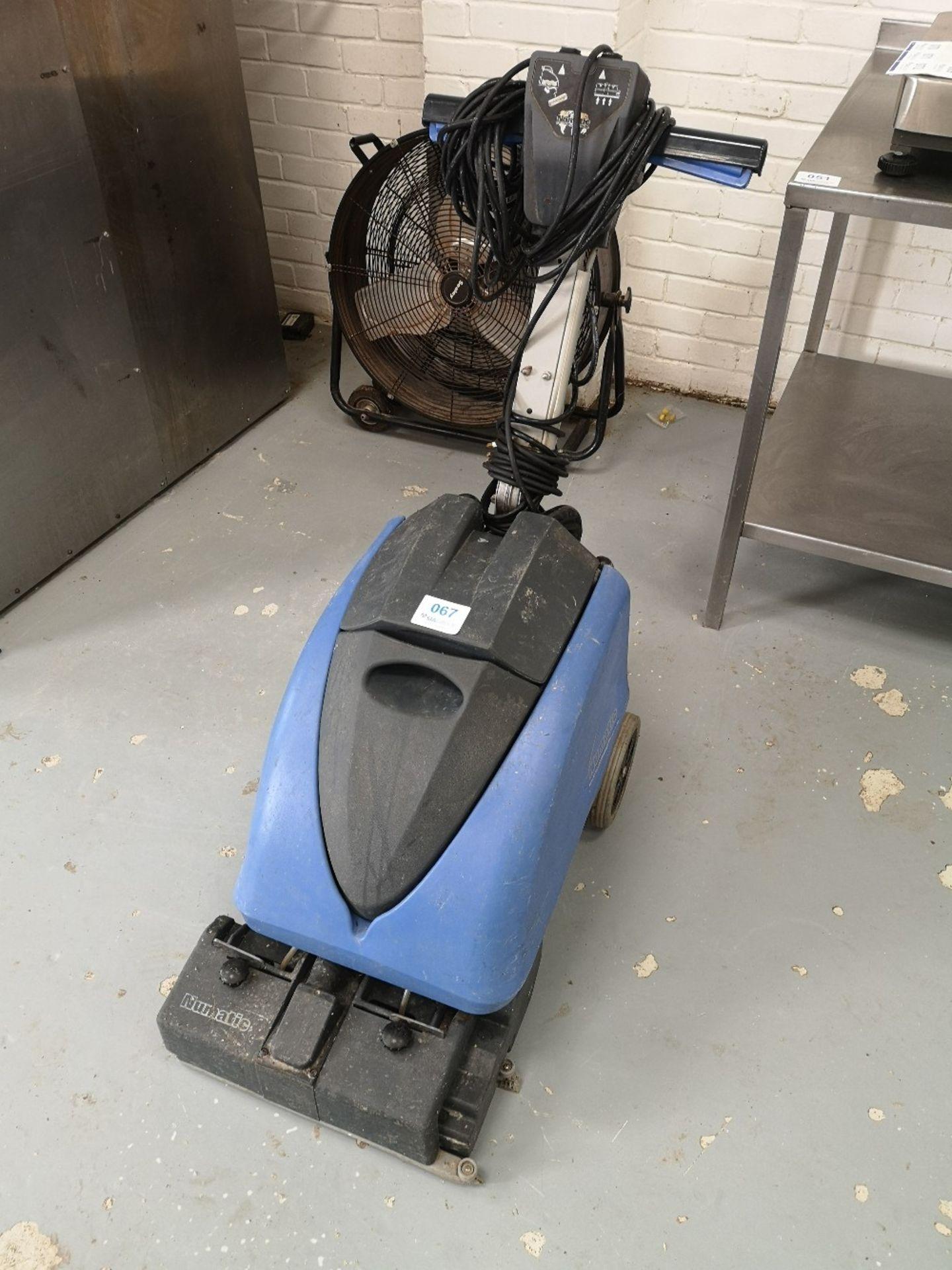 Numatic TT1535S Floor Scrubber & Dryer