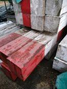 (18) Wooden Length Barrier