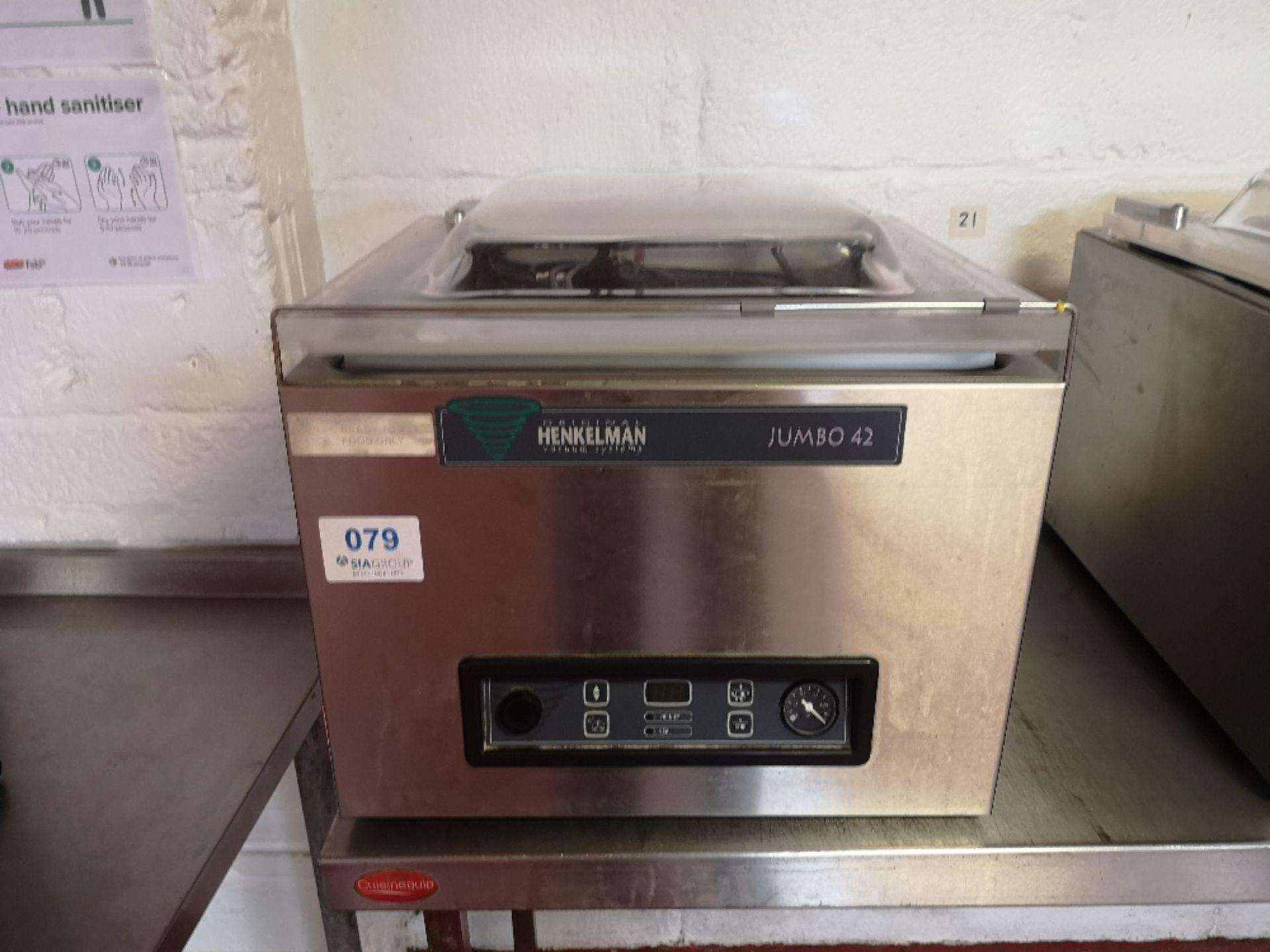 Henkelman Jumbo 42 Vacuum Pack Machine