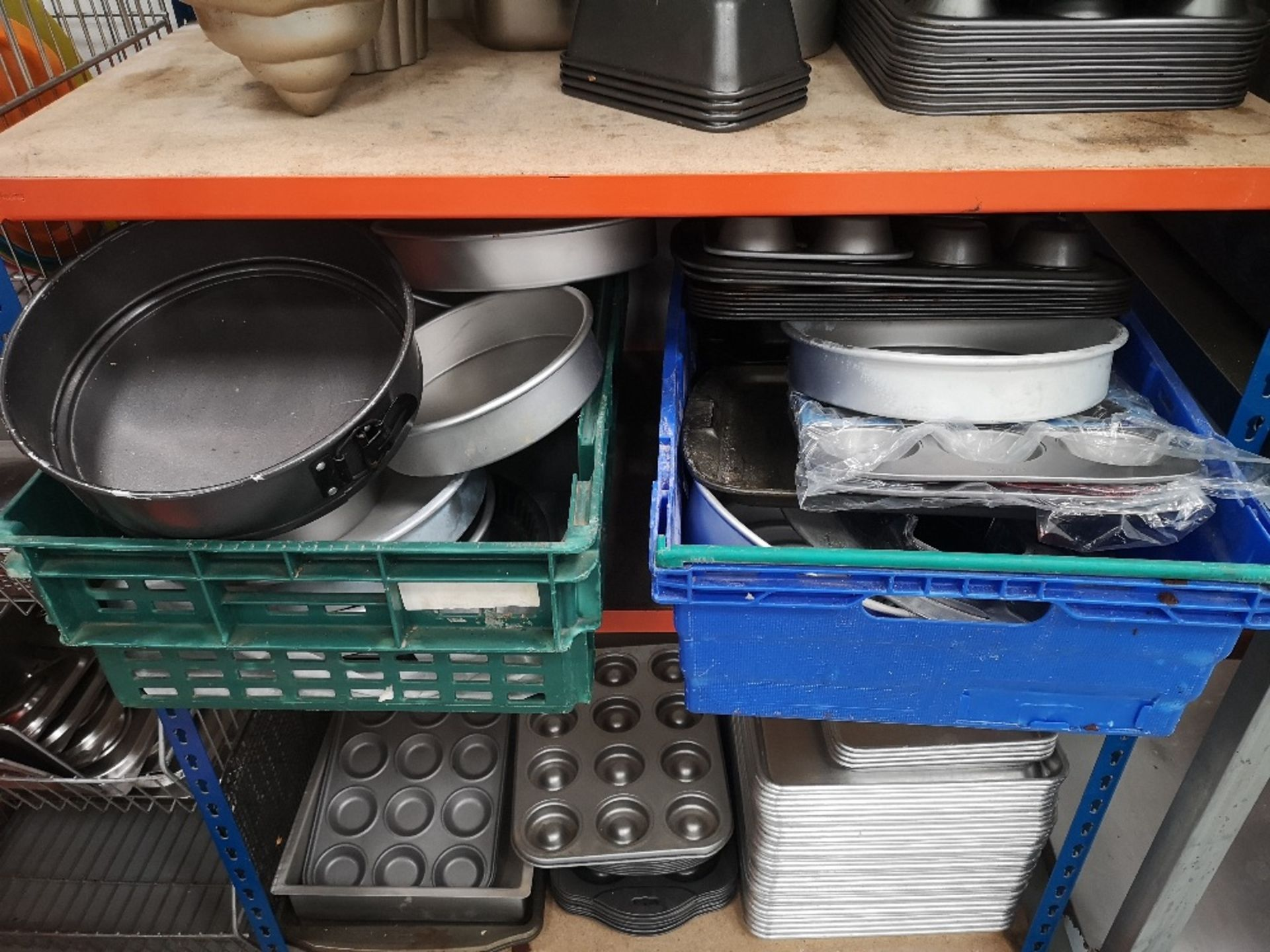(3) Bays of Five Tier Shelving & Contents - Image 6 of 10