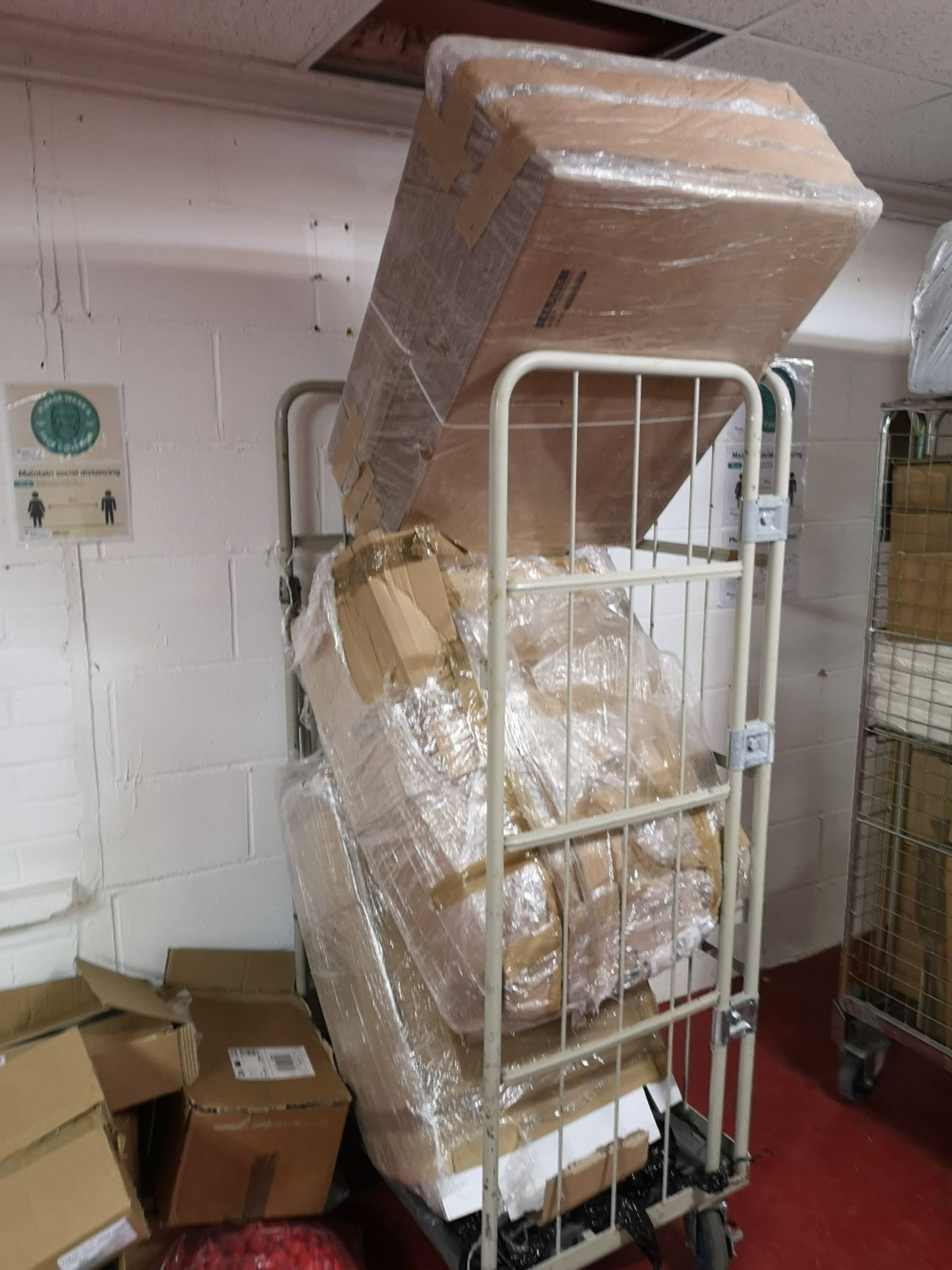 Large Quantity of Various Food & Drink Packaging - Image 5 of 5