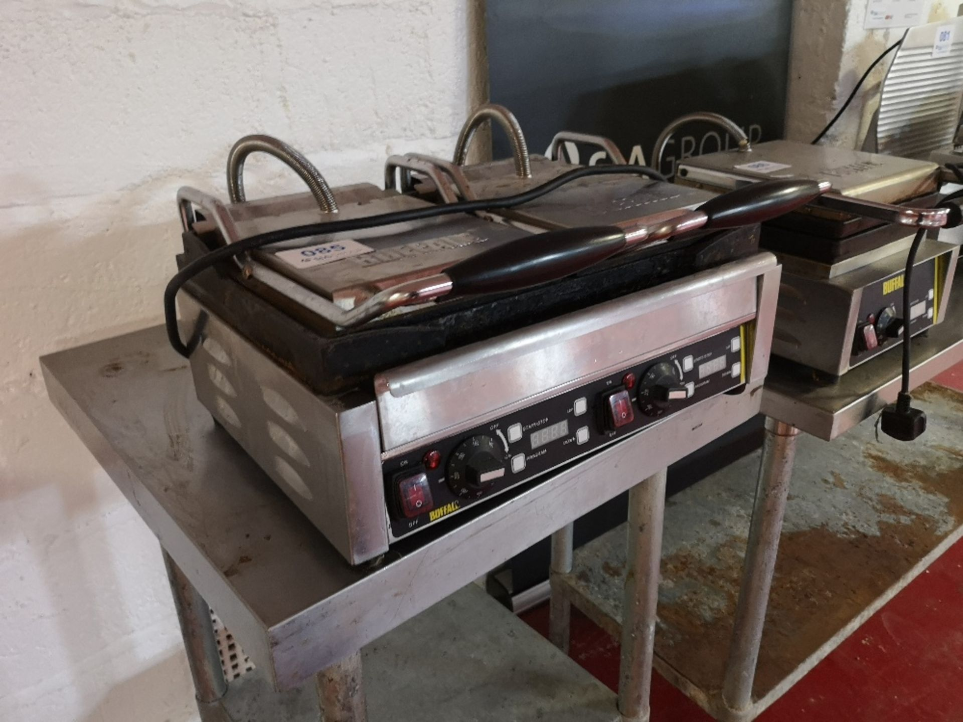 Buffalo L553-B-03 Double Contact Grill - Image 3 of 5