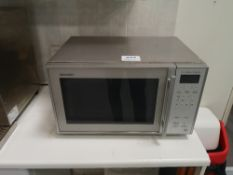 Sharp Jet Convection & Double Grill Microwave Oven
