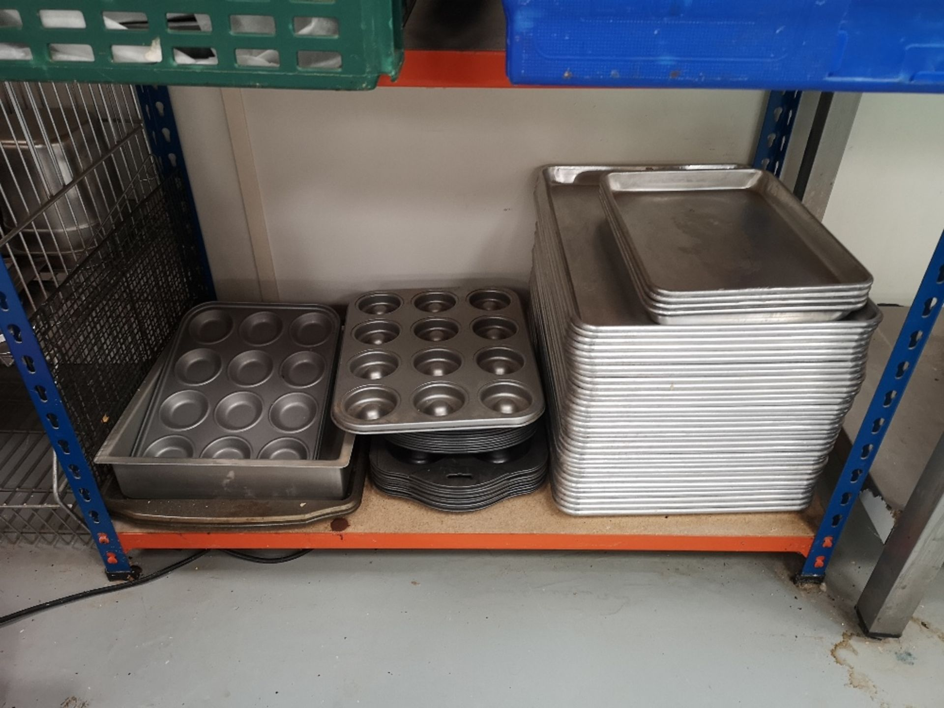 (3) Bays of Five Tier Shelving & Contents - Image 7 of 10