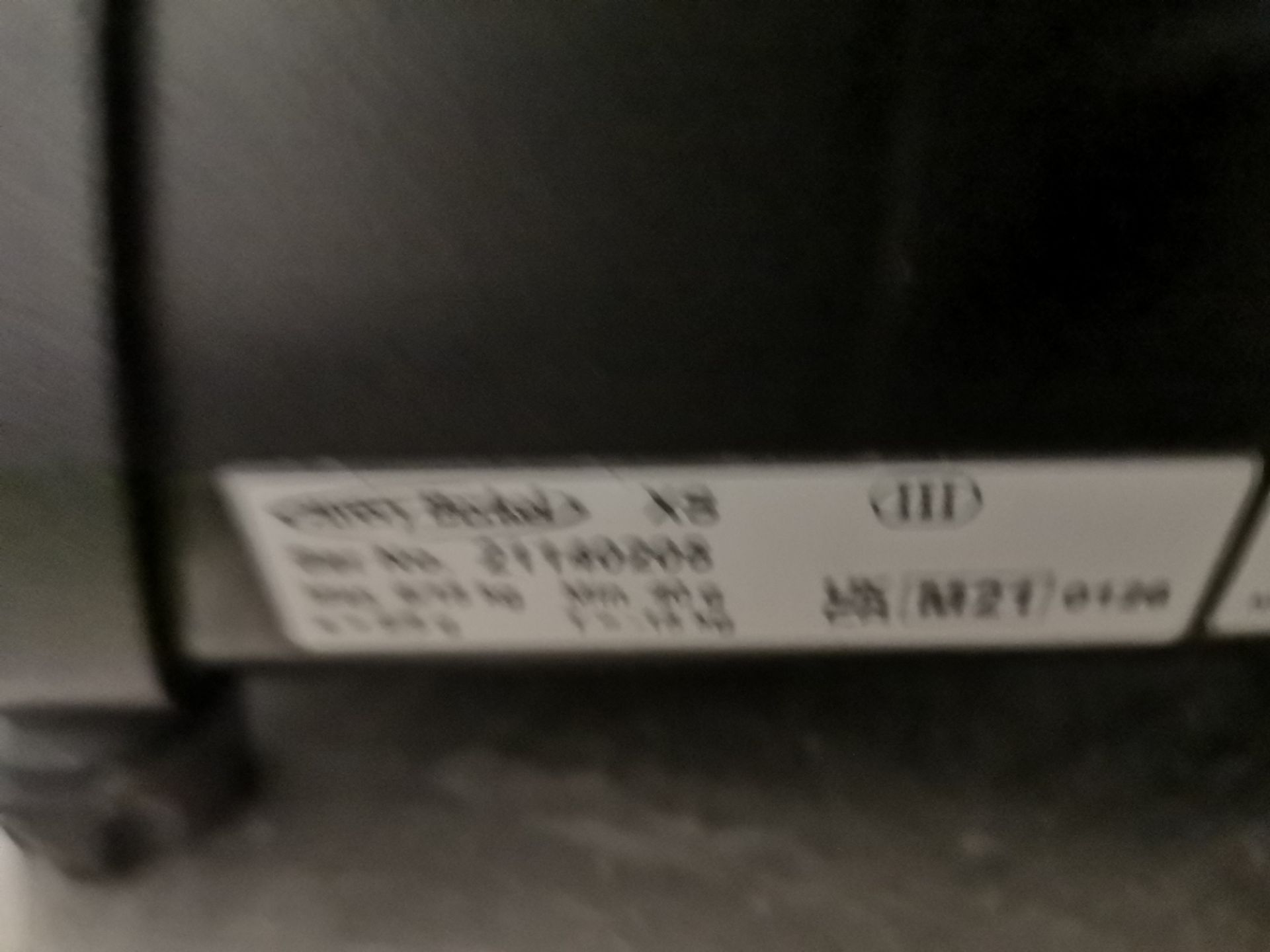 Avery Berkel XS100 Label & Receipt Printing Scale - Image 4 of 4