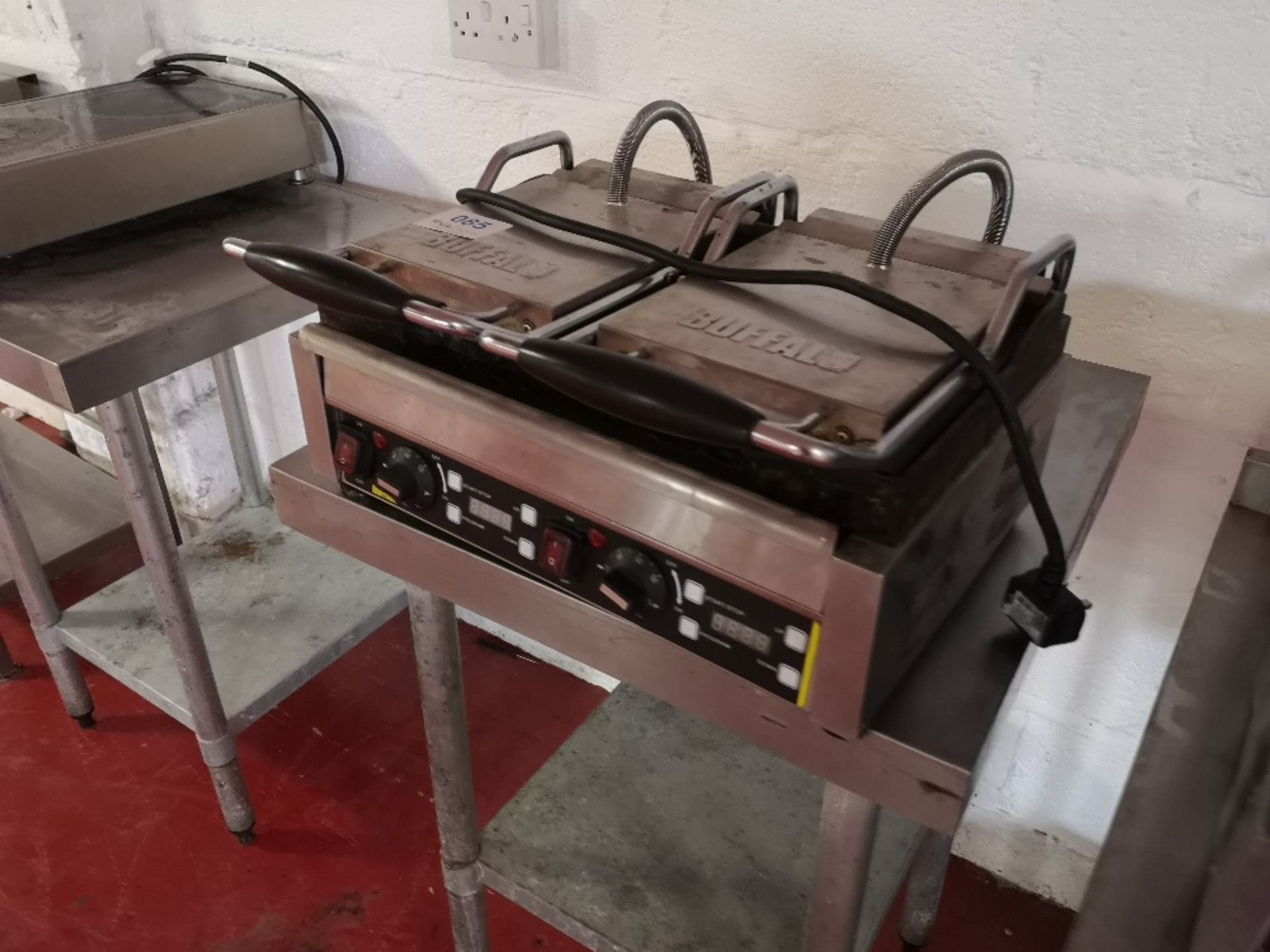 Buffalo L553-B-03 Double Contact Grill - Image 2 of 5