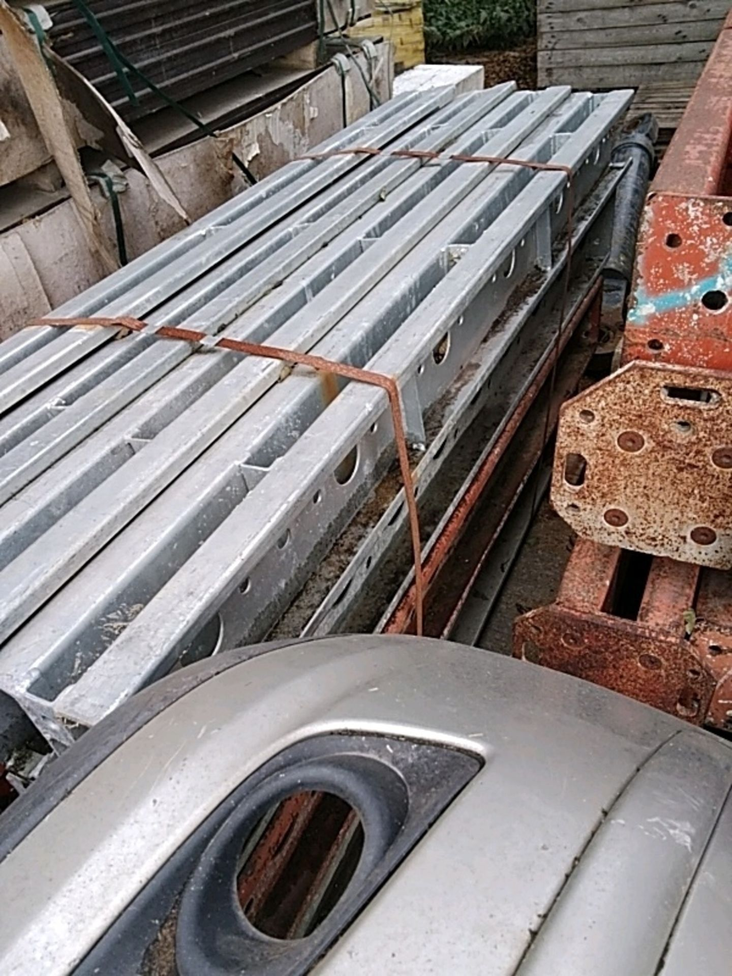 Quantity of Concrete Form Work Components - Image 3 of 3