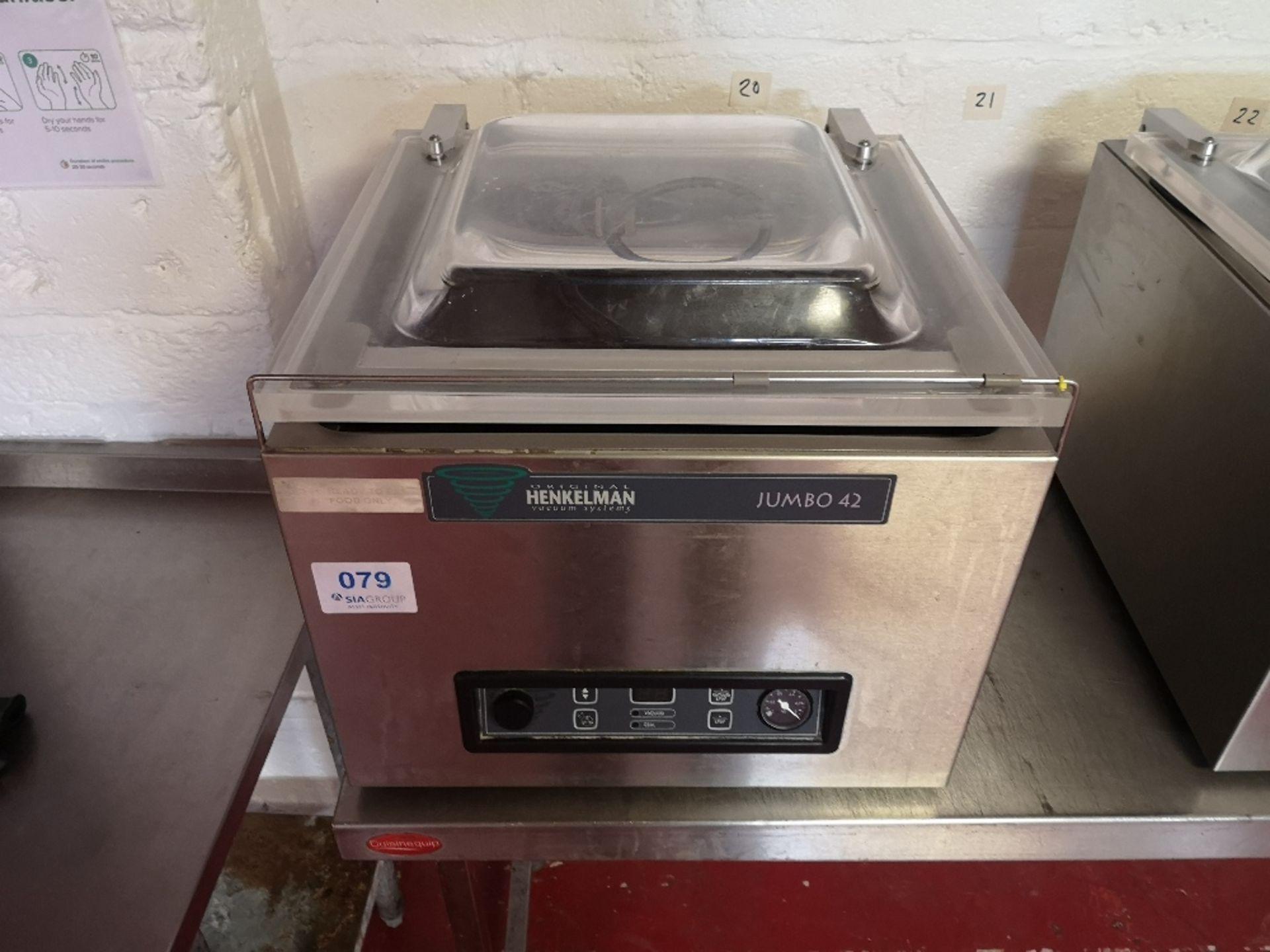 Henkelman Jumbo 42 Vacuum Pack Machine - Image 2 of 4