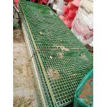 (12) Plastic Drainage Mat