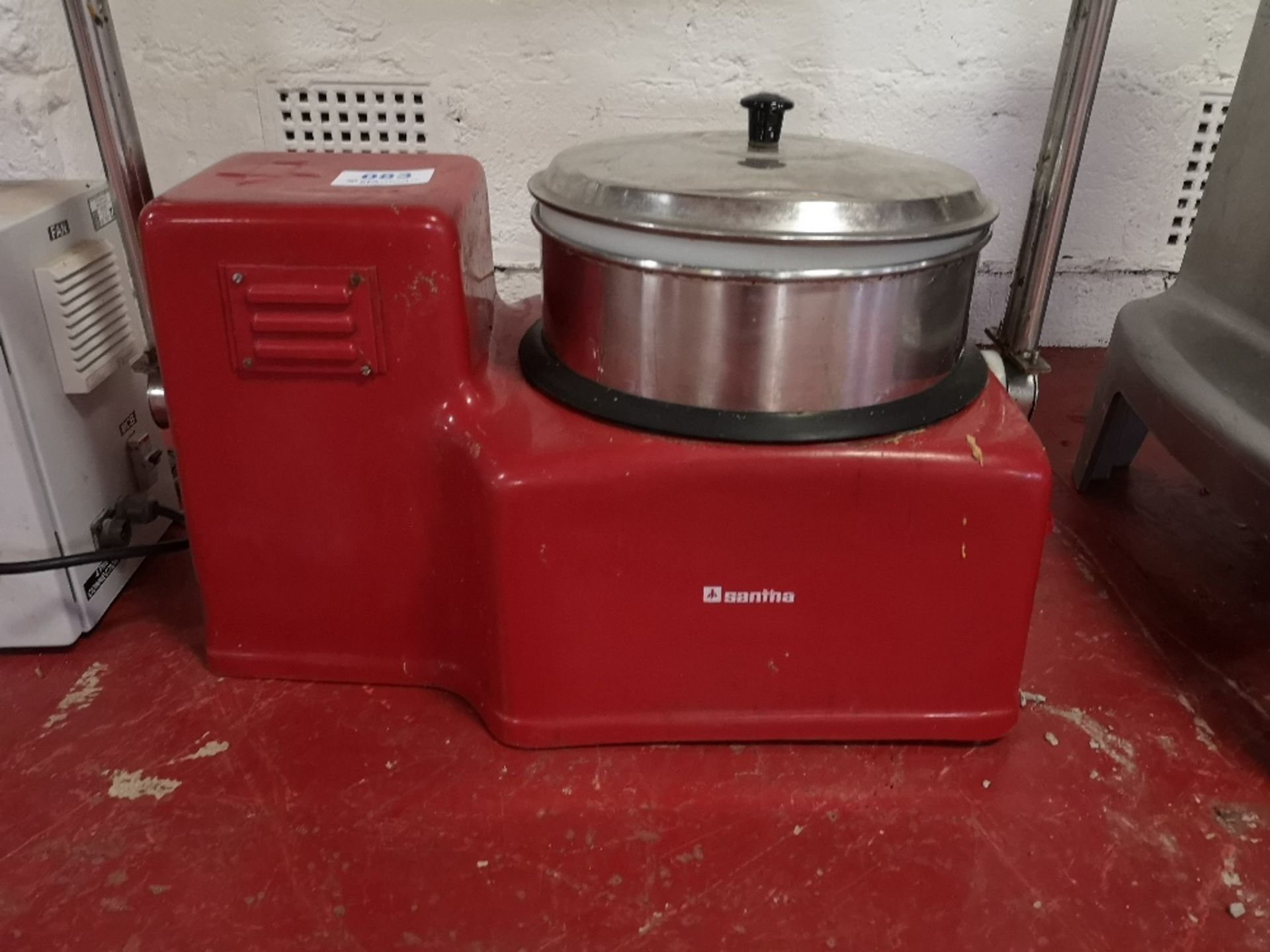 Santha 20 Chocolate Melanger with Speed Controller - Image 2 of 4